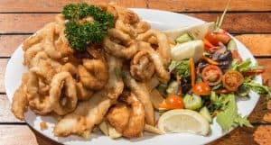 spanish fried fish