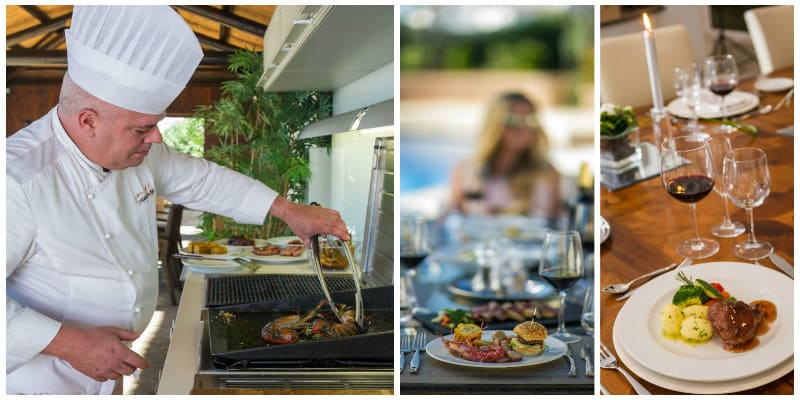 marbella private chef service